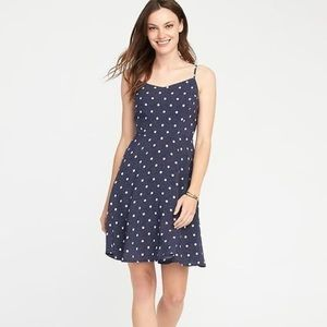 Old navy fit and flare sun dress